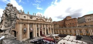 Pope Benedict XVI Names Six New Saints In Canonisation Ceremony At St. Peter's Square