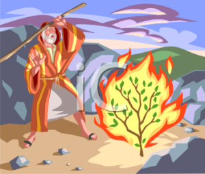 0511-1010-0813-1341_Moses_in_the_Desert_with_the_Burning_Bush_clipart_image-1.jpg